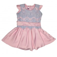 Catherine Flower Girl Dress DSL02