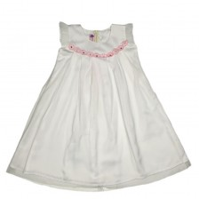 Layla Flower Girl Dress DSNT04